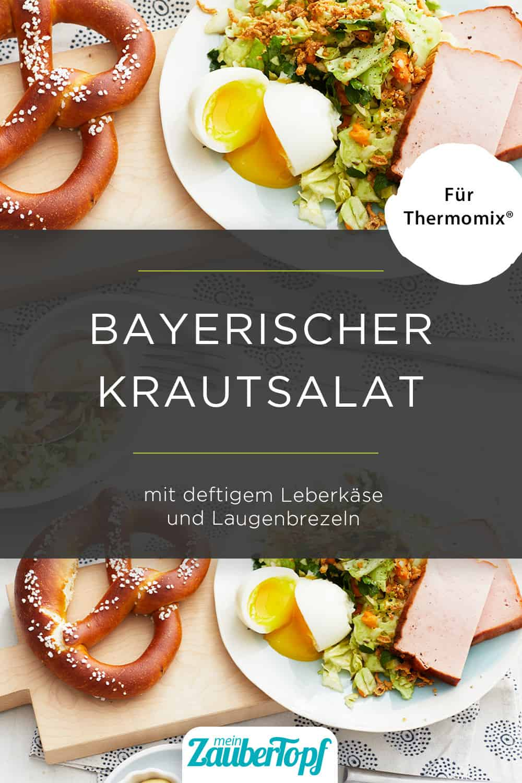 Krautsalat mit Leberkäse mit dem Thermomix® - Foto: Foto: Jorma Gottwald