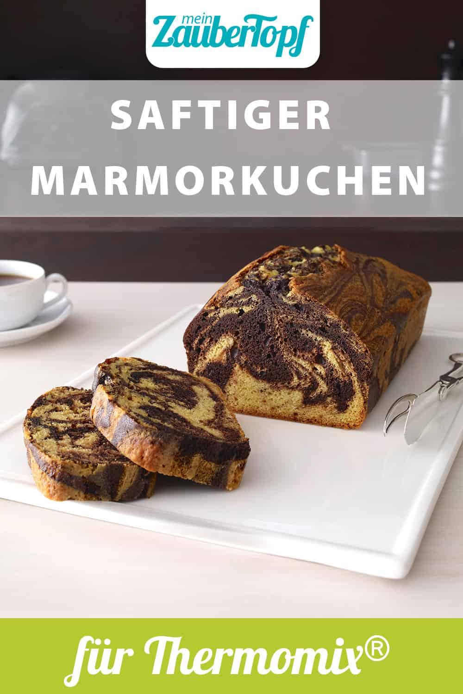 Marmorkuchen mit dem Thermomix® –Foto: gettyimages.de / istetiana