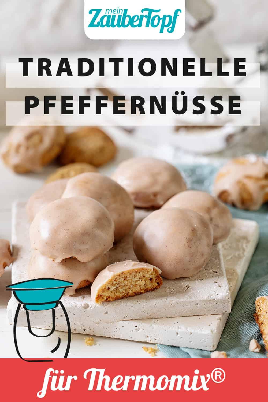 Traditionelle Pfeffernüsse mit dem Thermomix® - Foto: Frauke Antholz