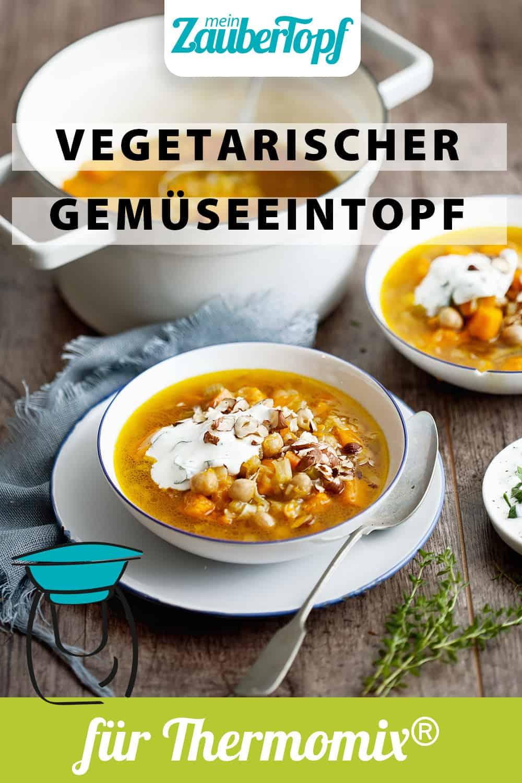 Vegetarischer Gemüseeintopf mit dem Thermomix® – Foto: Ira Leoni