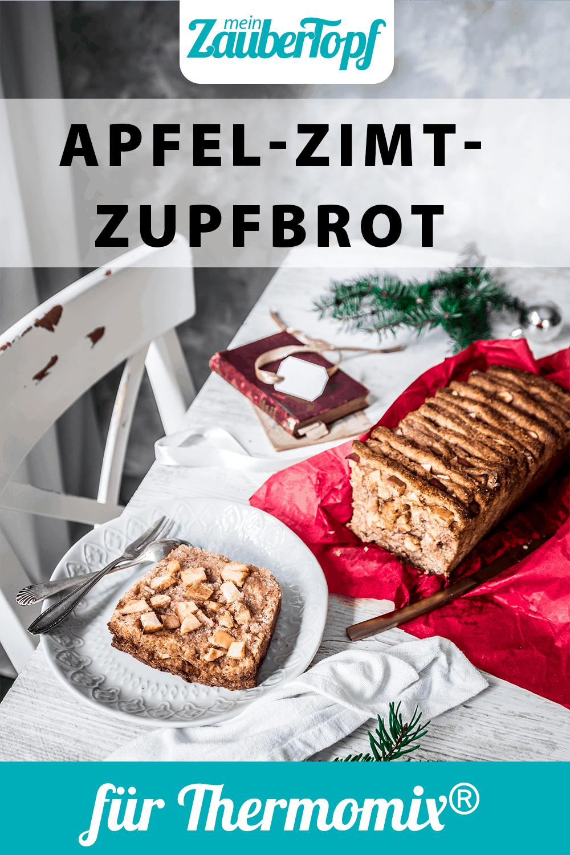Apfel-Zimt-Zupfbrot mit dem Thermomix® –Foto: Katharina Küllmer