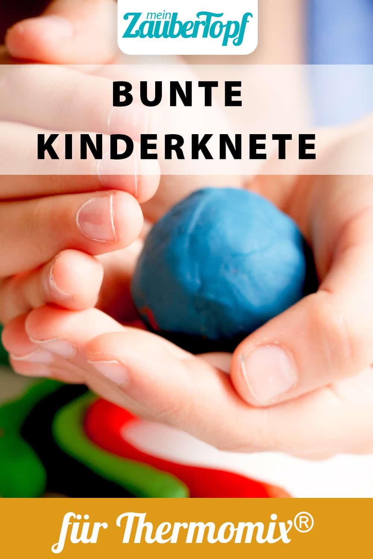 Bunte Knete mit dem Thermomix® –Foto: gettyimages / Jurgita Vaicikeviciene / EyeEm
