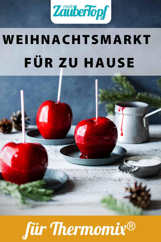 Dein Weihnachtsmarkt für zu Hause, Thermomix® Rezepte – Foto: Anna Gieseler