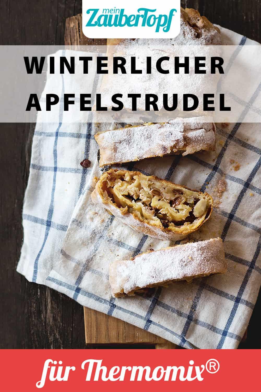 Winterlicher Apfelstrudel mit dem Thermomix® - Foto: shutterstock/Natasha Breen