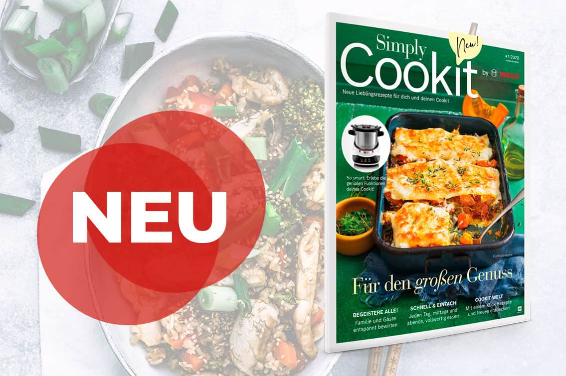 Simply Cookit Magazin