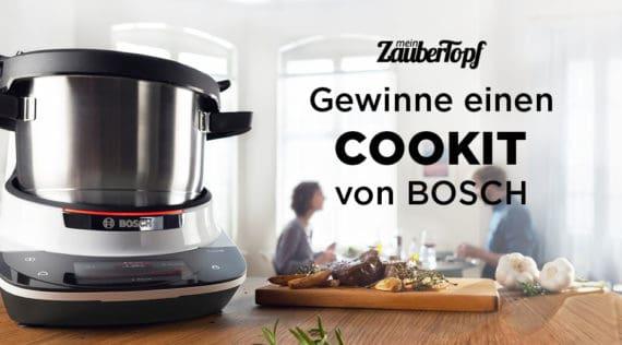 Bosch Cookit Verlosung