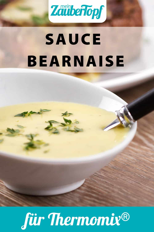 Sauce Bearnaise aus dem Thermomix® - Foto: gettyimages / svariophoto