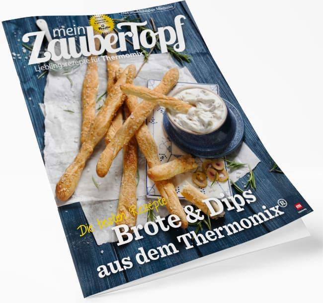 Brote & Dips aus dem Thermomix® e-book