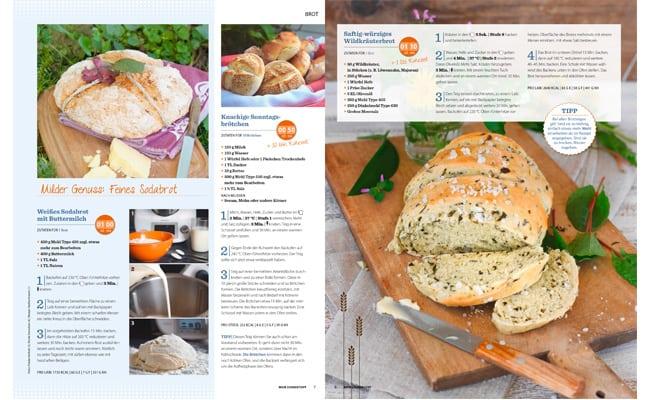 Brote & Dips aus dem Thermomix® gratis runterladen
