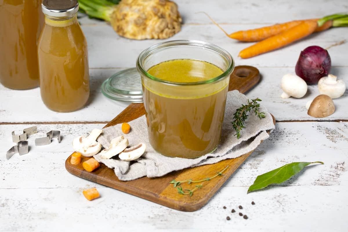 Suppenpaste für Fleischbrühe aus dem Thermomix® – Foto: Kathrin Knoll