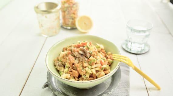Apfel-Karotten-Salat aus dem Thermomix® - Foto: Anna Gieseler
