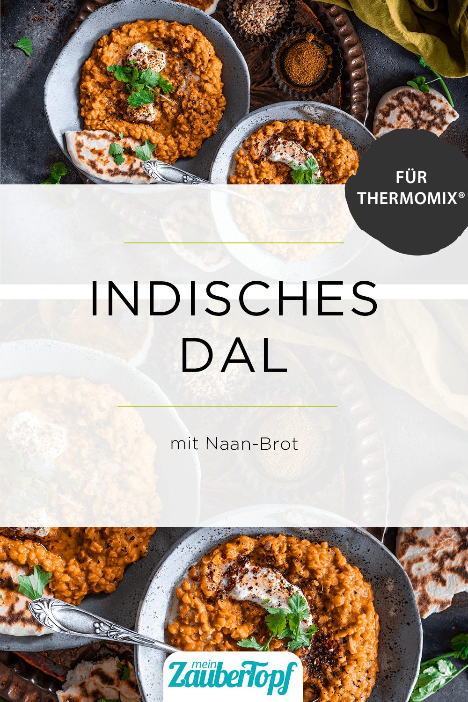 Indisches Das aus dem Thermomix® - Foto: Tina Bumann