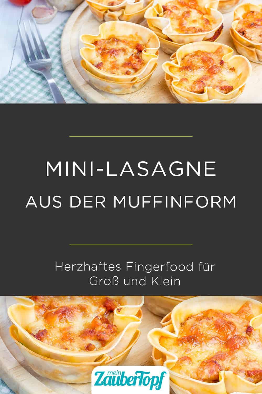 Mini-Lasagne aus der Muffinform - Foto: gettyimages / iuliia_n