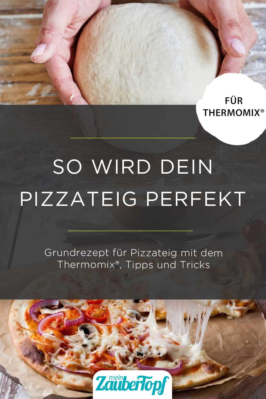 Grundrezept für Pizzateig mit dem Thermomix® – Foto: Kelvin Theseira / unsplash / Sophia Handschuh