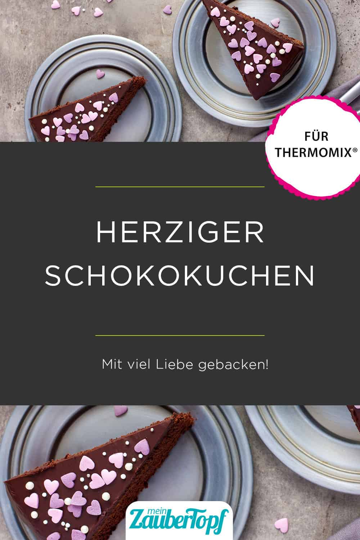 Schokoladenkuchen mit dem Thermomix® – Foto: shutterstock