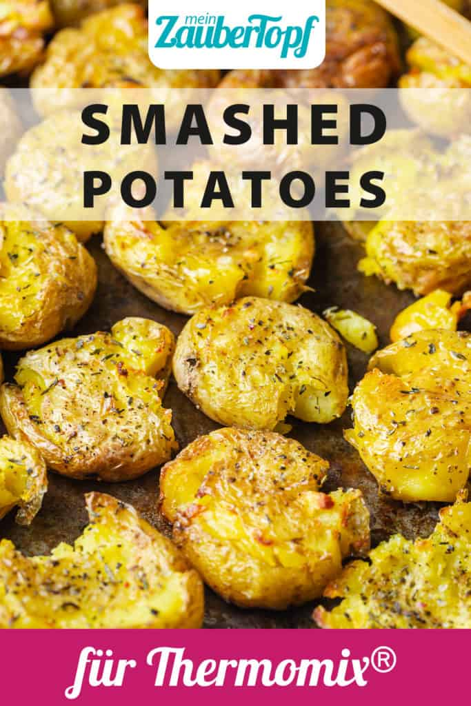Smashed Potatoes mit dem Thermomix® –Foto: gettyimages / Roxiller