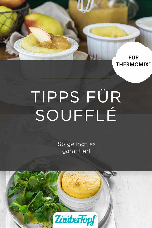 Soufflé aus dem Thermomix® - Foto: Tina Bumann / Désirée Peikert