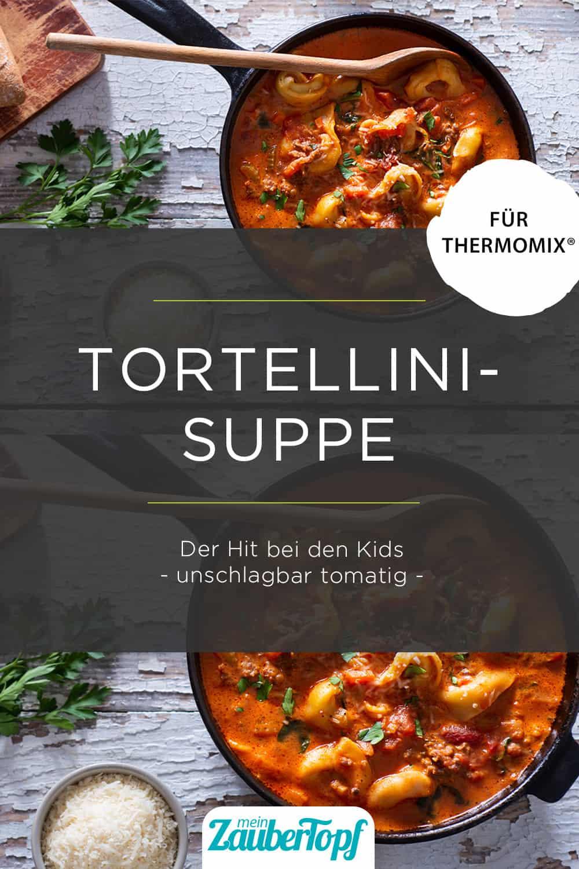 Tortellinisuppe mit dem Thermomix® –Foto: gettyimages / rudisill