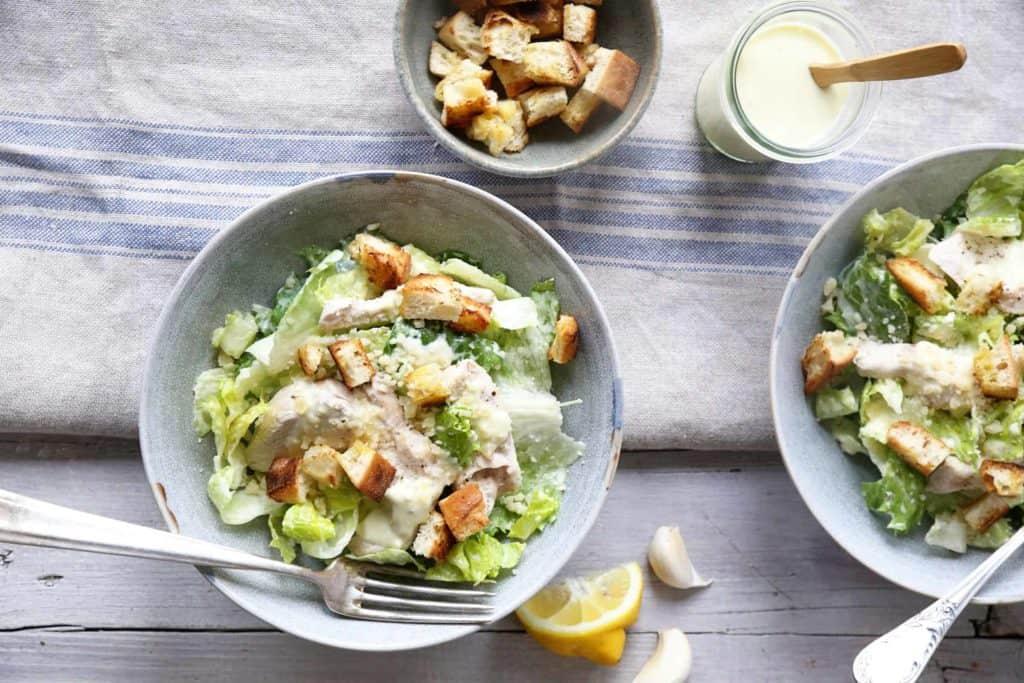 Caesar Salad mit dem Thermomix® –Foto: Alexandra Panella