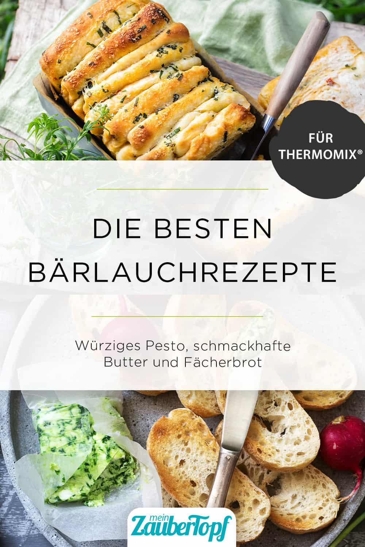Die besten Bärlauchrezepte für den Thermomix® - Foto: Frauke Antholtz / gettyimages / Janna Danilova