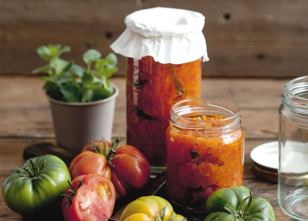 Tomatensoße aus dem Thermomix® - Foto: Ira Leoni