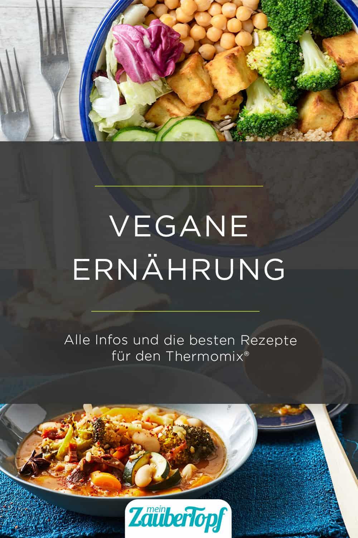 Vegane Ernährung mit dem Thermomix® - Foto: gettyimages.de/Arx0nt / Foto: gettyimages.de/Arx0nt / Jorma Gottwald