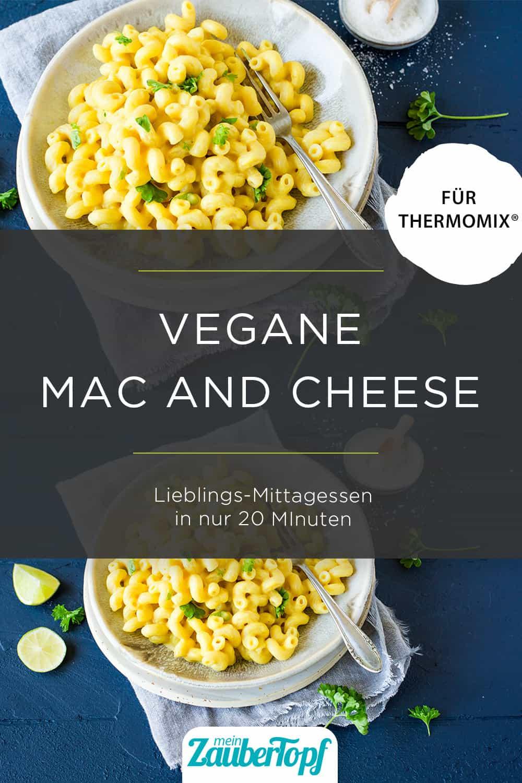 Vegane Mac and Cheese aus dem Thermomix® - Foto: Désirée Peikert