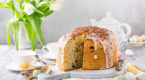 Osterbrot mit dem Thermomix® –Foto: gettyimages / Merinka