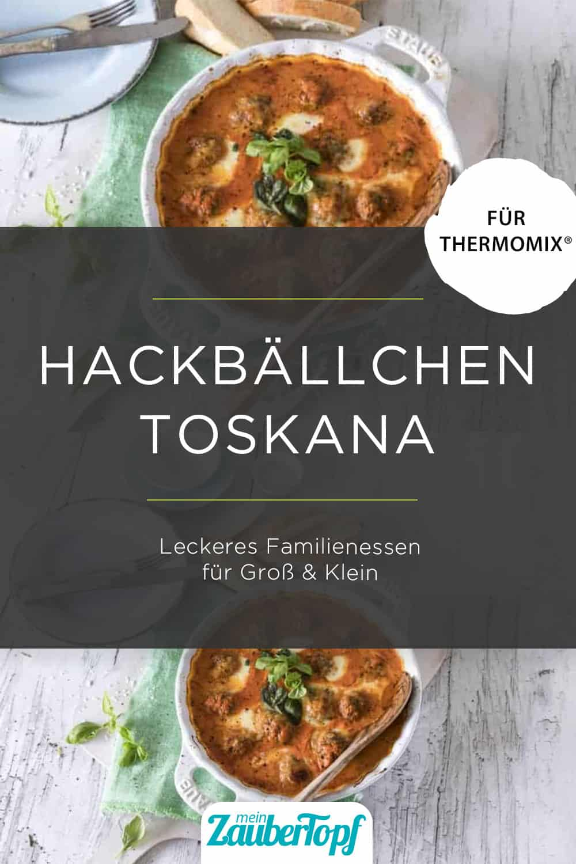 Hackbällchen Toskana aus dem Thermomix® – Foto: Tina Bumann