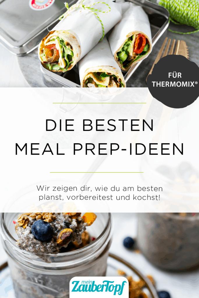 Die besten Meal Prei-Ideen für Thermomix® - Foto: Sophia Handschuh / Tina Bumann