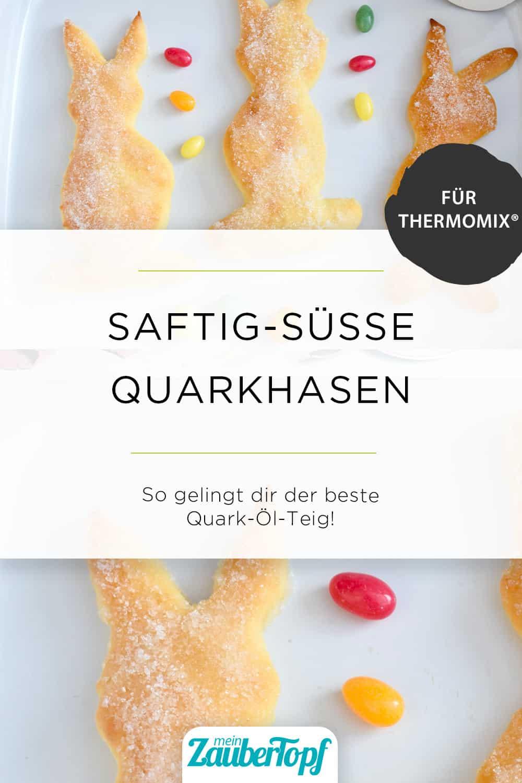 Quarkhasen mit dem Thermomix® – Foto: Nicole Schmidt