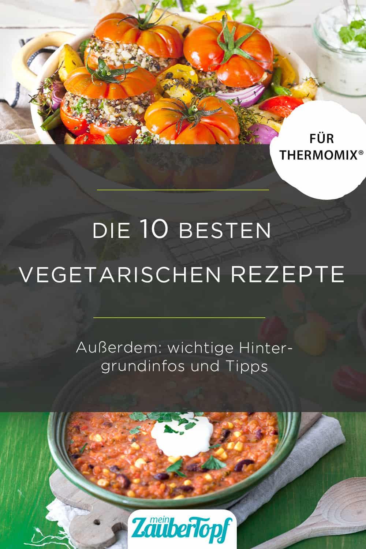Die 10 besten vegetarischen Rezepte aus dem Thermomix® - Foto: Frauke Antholz / Tina Bumann