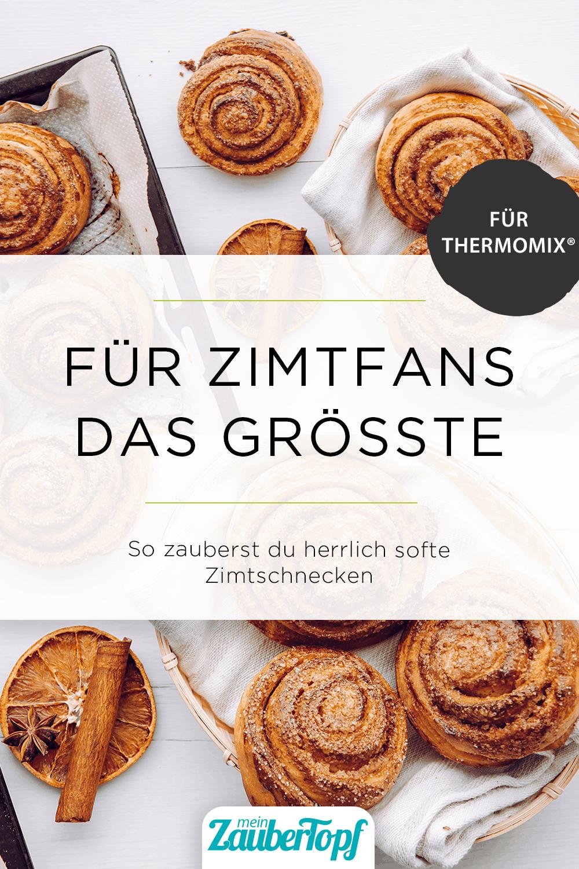 Zimtschnecken mit dem Thermomix® –Foto: gettyimages / Helin Loik-Tomson