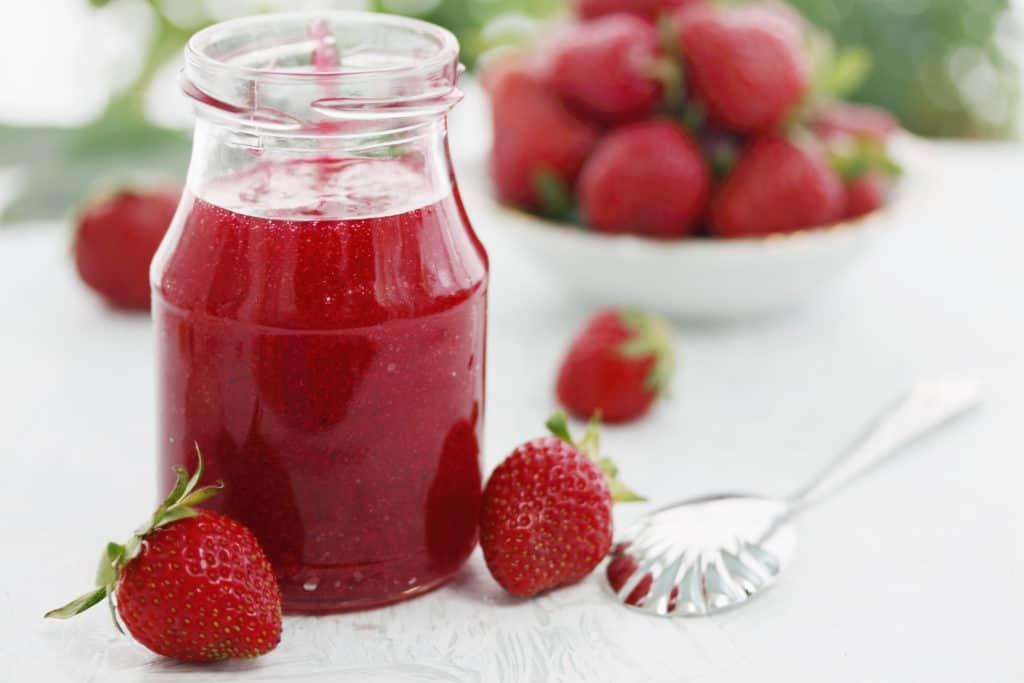 Erdbeersoße aus dem Thermomix® - Foto: shutterstock
