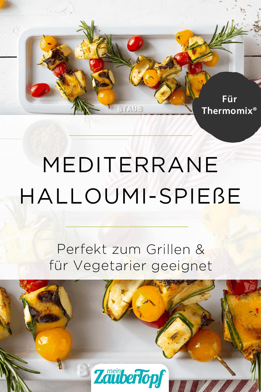 Mediterrane Halloumi-Spieße - Foto: Kathrin Knoll