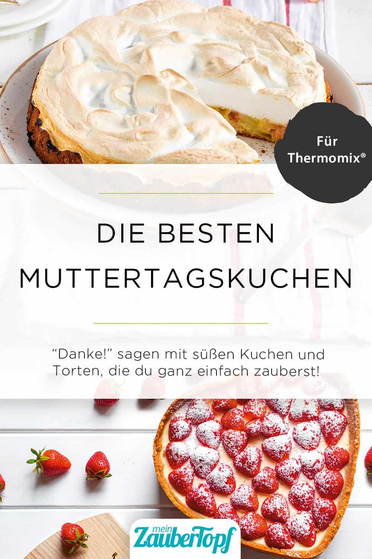 Die besten Kuchen zum Muttertag mit dem Thermomix® - Foto: Shutterstock / Kathrin Knoll