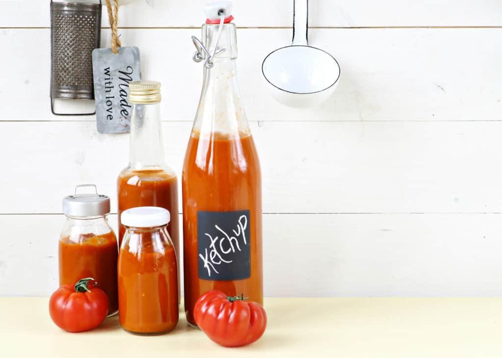 Tomatenketchup aus dem Thermomix® - Foto: Alexandra Panella