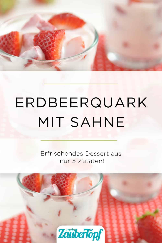 Erdbeerquark aus dem Thermomix® - Foto: gettyimages / A_Lein