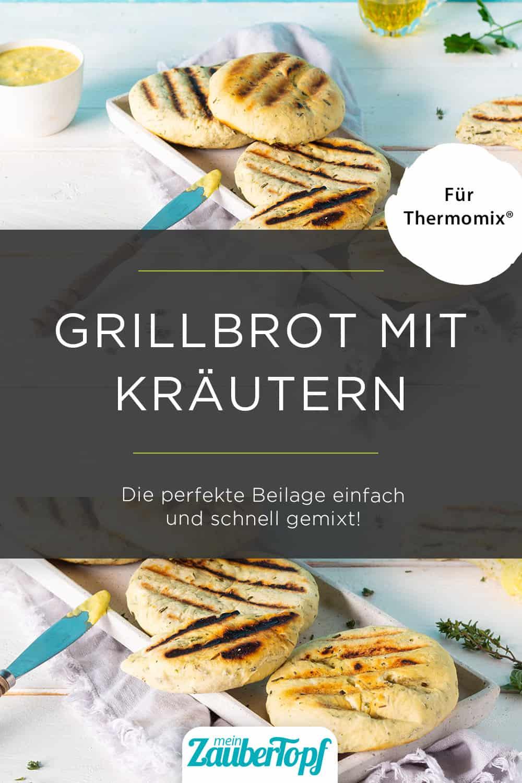Grillbrot mit Kräutern mit dem Thermomix® - Foto: Kathrin Knoll