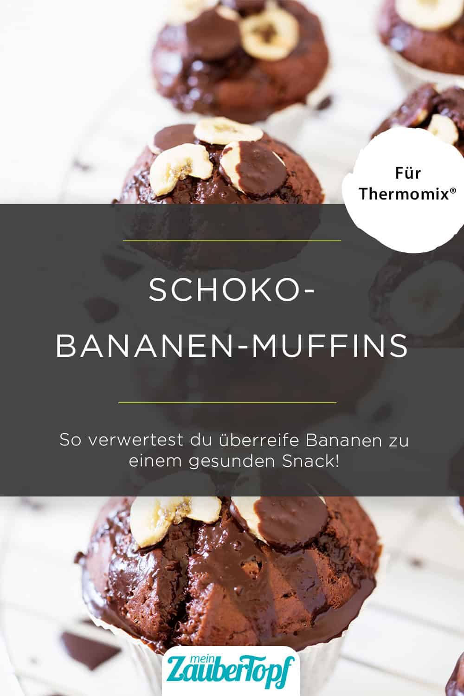 Schoko-Bananen-Muffins mit dem Thermomix® –Foto: gettyimages / SilviaJansen