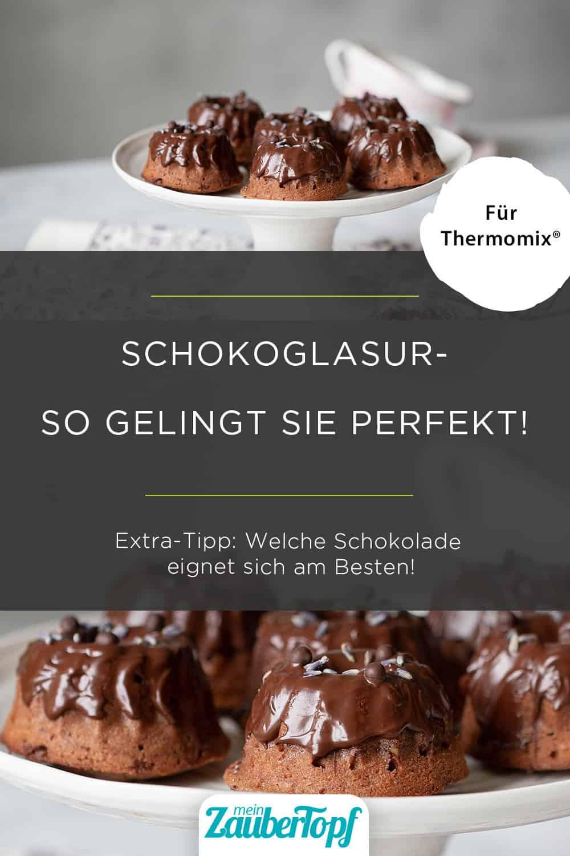 Schokoglasur mit dem Thermomix® – Foto: unsplash / may-lawrence