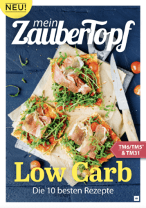 mein ZauberTopf Thermomix® E-Book Low Carb