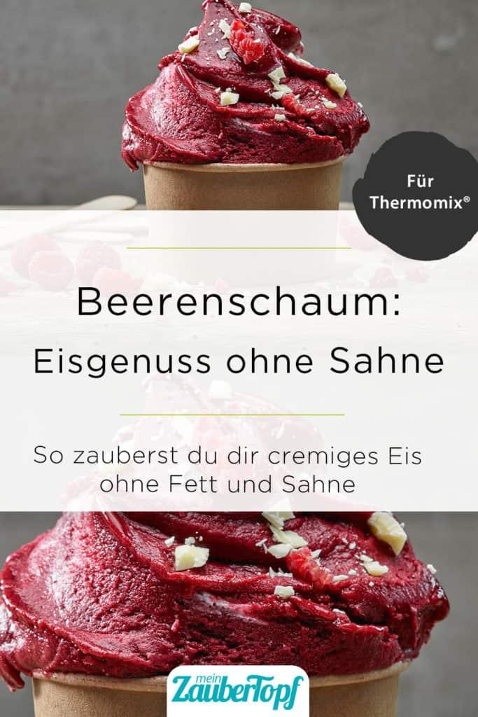 Beerenschaum aus dem Thermomix® - Foto: gettyimages/Magone