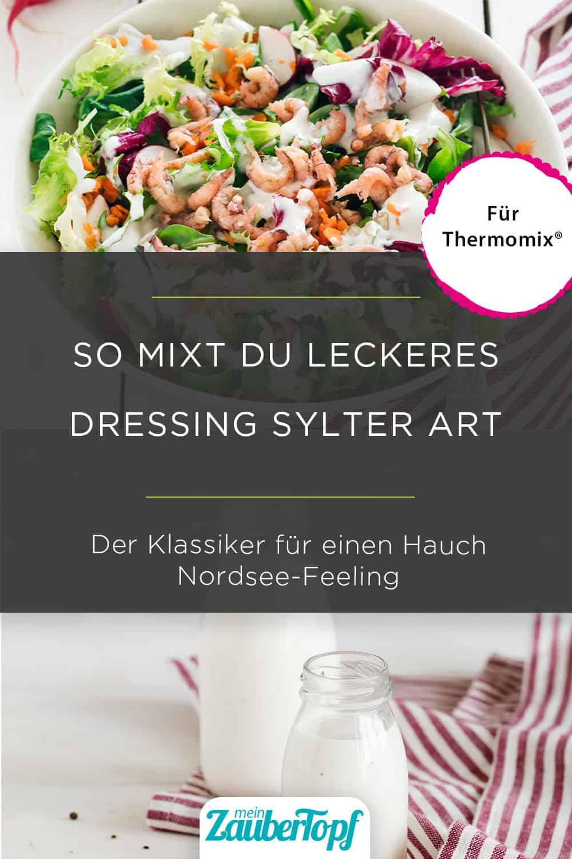 Dressing Sylter Art mit dem Thermomix® – Foto: Anna Gieseler
