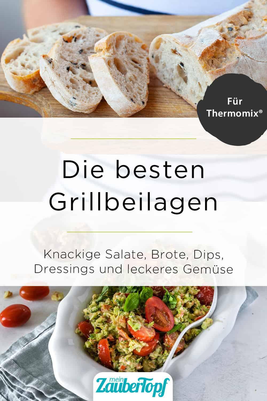 Die besten Grillbeilagen mit dem Thermomix® - Foto: gettyimages / AnnaPustynnikova / Tina Bumann