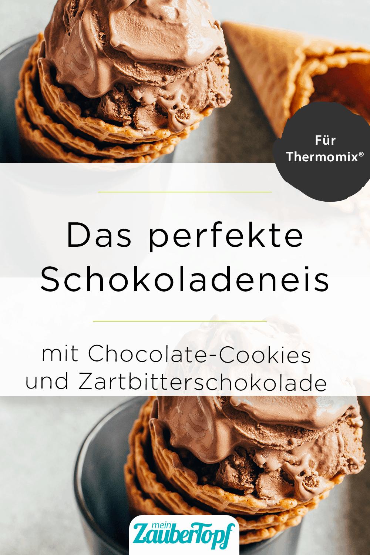 Schokoladeneis mit dem Thermomix® – Foto: gettyimages / AnnaKolosyuk