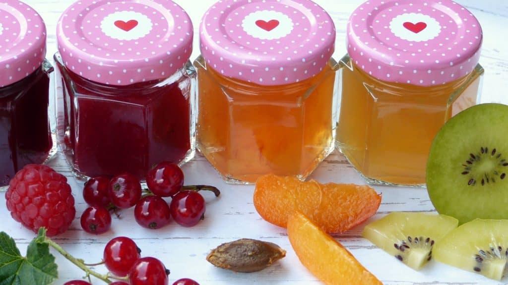 Grundrezept für Konfitüre im Monsieur Cuisine –Foto: pixabay / silviarita