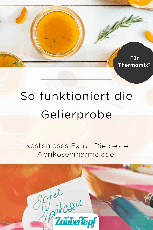 Aprikosenmarmelade aus dem Thermomix® –Foto: Jorma Gottwald / Kathrin Knoll