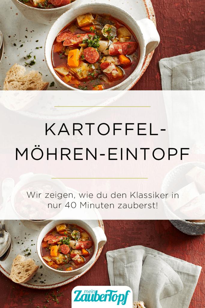 Kartoffel-Möhren-Eintopf mit dem Thermomix® –Foto: Jorma Gottwald