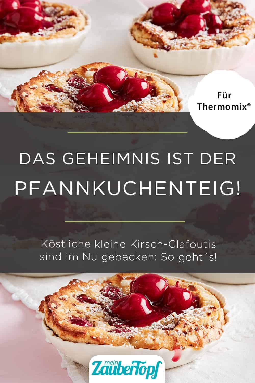 Kirsch-Clafoutis mit dem Thermomix® - Foto: Jorma Gottwald